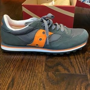 Saucony Jazz Low Pro - Brand New w Box 7 1/2